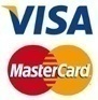Оплата банковской картой Visa, Mastercard, Maestro, Белкарт